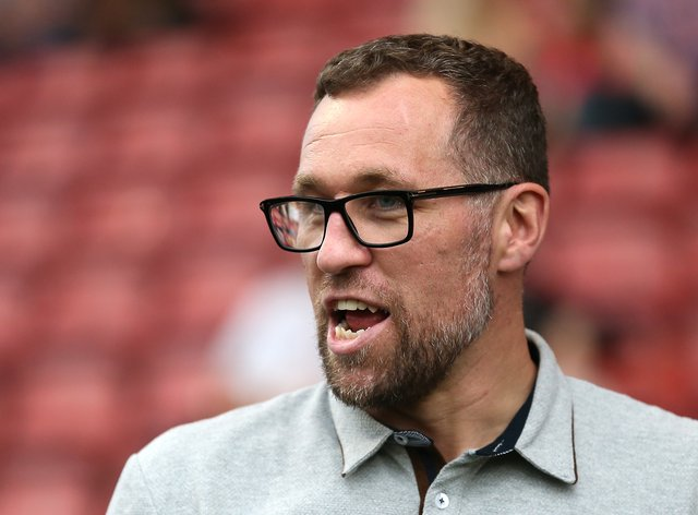 Dave Artell saw Crewe return to action with a win