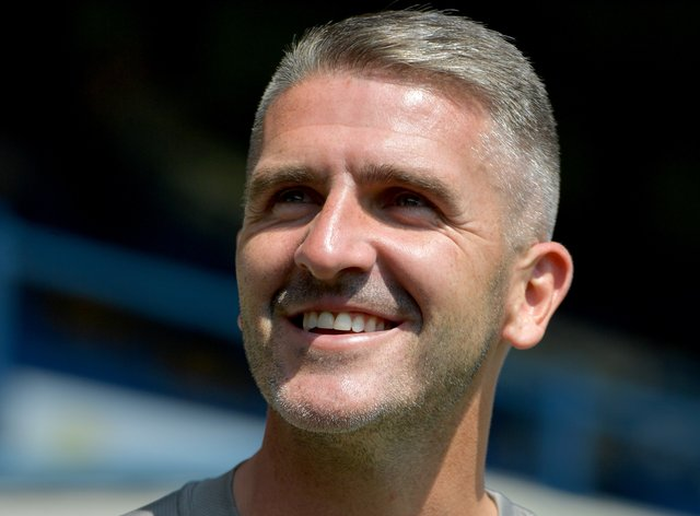 Plymouth manager Ryan Lowe was delighted with his side's win