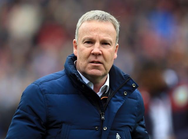 Kenny Jackett praised the Pompey defence