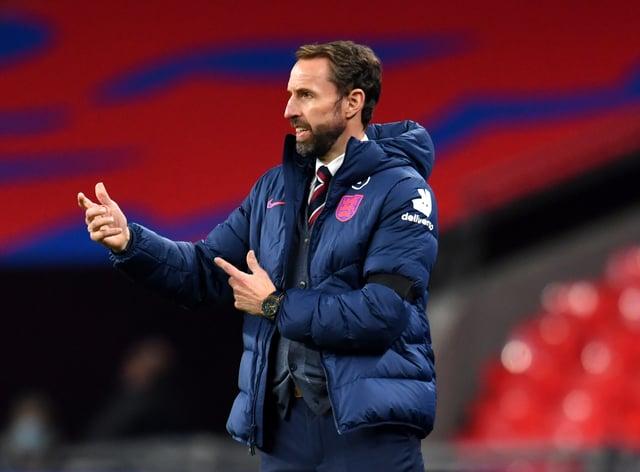 Gareth Southgate's England side take on Belgium on Sunday