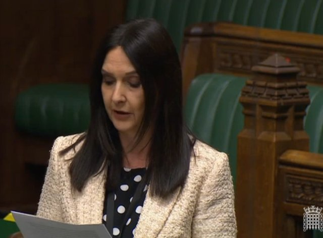 The MP for Rutherglen and Hamilton West has apologised for travelling to London for the debate after experiencing Covid-19 symptoms