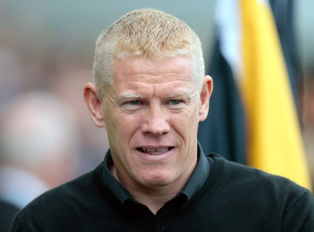 Livingston manager Gary Holt was pleased with his side's second-half turnaround