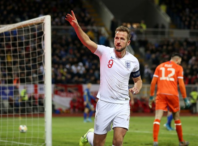 Kane could be set to miss the Belgium game later today