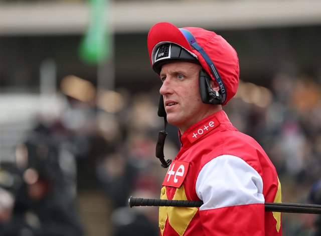 Robbie Power was successful at Newton Abbot on Sunday