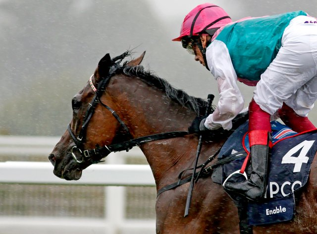 Enable, queen of the Turf