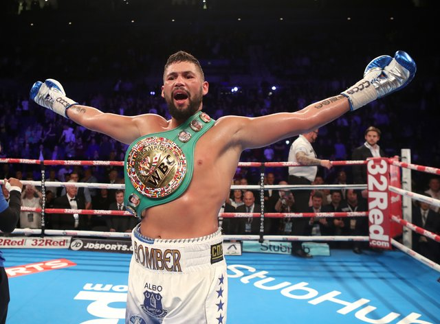 Bellew has slammed those who want a second lockdown in Britain