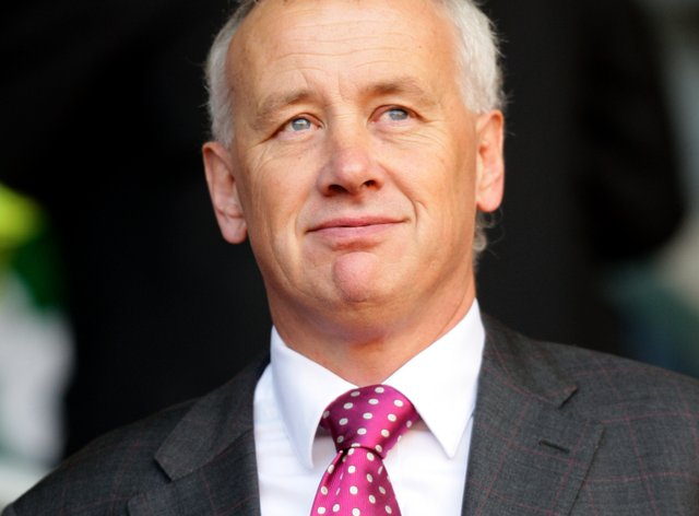 Rick Parry was installed as the Premier League's first chief executive in 1991