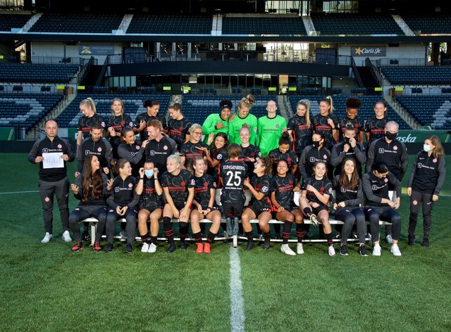 Portland Thorns have won the 2020 NWSL Fall Series