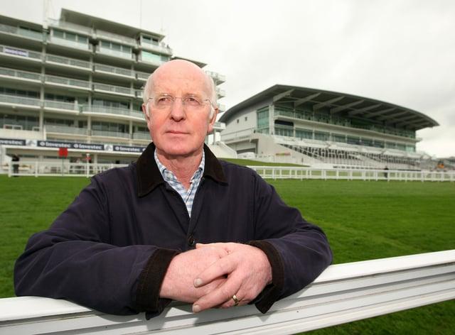 John Oxx has announced his retirement