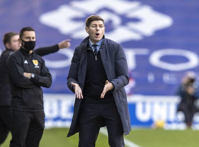 Rangers boss Steven Gerrard's disciplinary charge not proved
