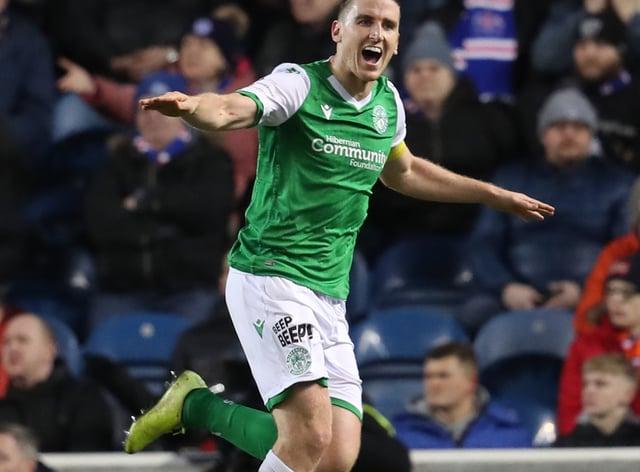 Paul Hanlon is in the Scotland squad