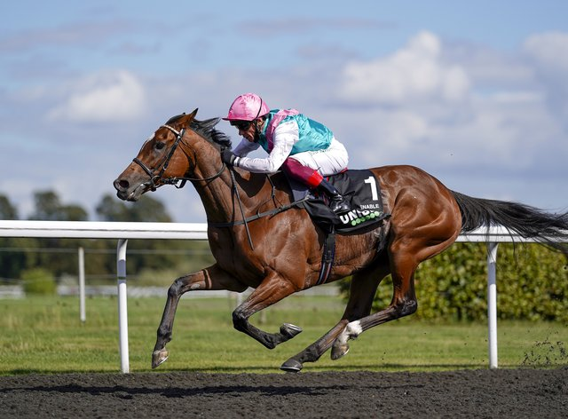 Enable retired from racing on Monday