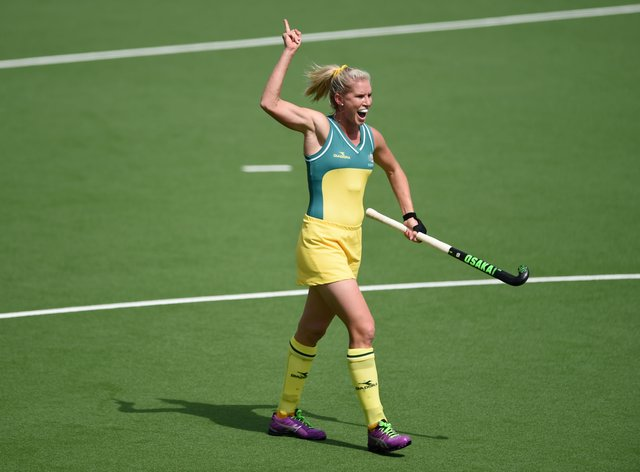 Jodie Kenny announces her retirement from international hockey