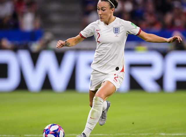 Lucy Bronze is back in the England squad