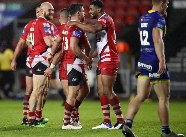 Salford's Challenge Cup final preparations have been hit by positive coronavirus tests
