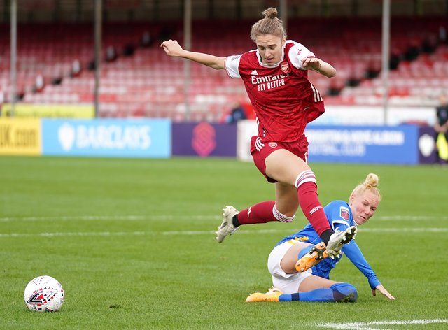 Miedema set a new record this weekend
