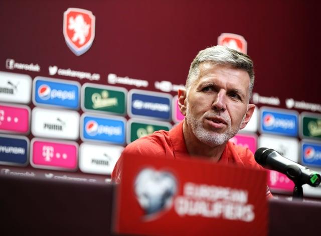 Czech Republic manager Jaroslav Silhavy has tested positive for coronavirus