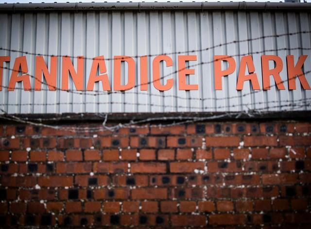 Kelty Hearts proved stubborn opponents at Tannadice