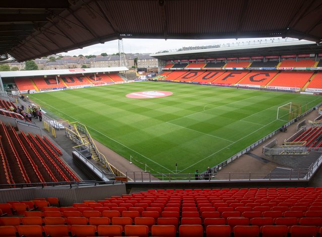 Dundee United had a difficult evening at Tannadice