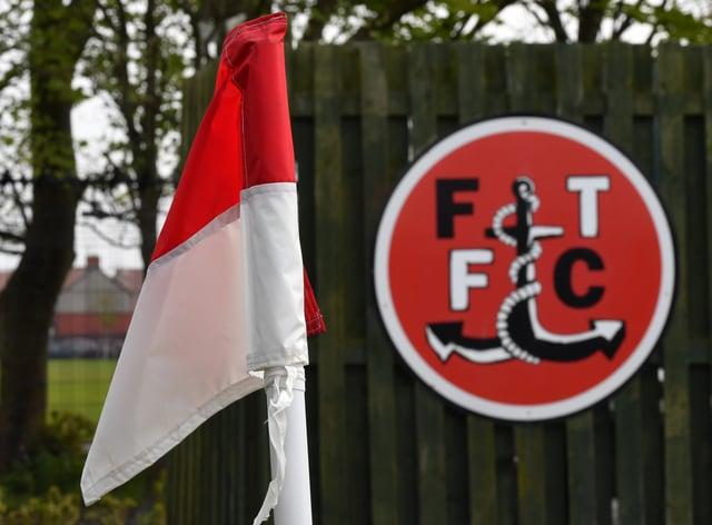 Fleetwood Town v Port Vale – Sky Bet League One – Highbury Stadium