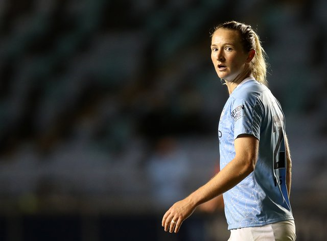 Sam Mewis is among the US players who have moved to the Women's Super League