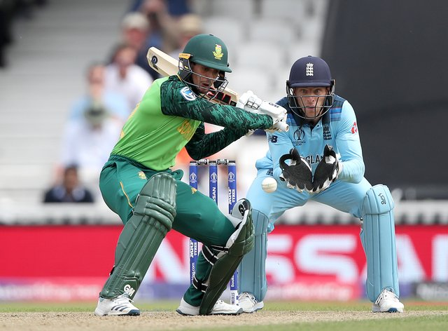 England's next tour of South Africa is in question.