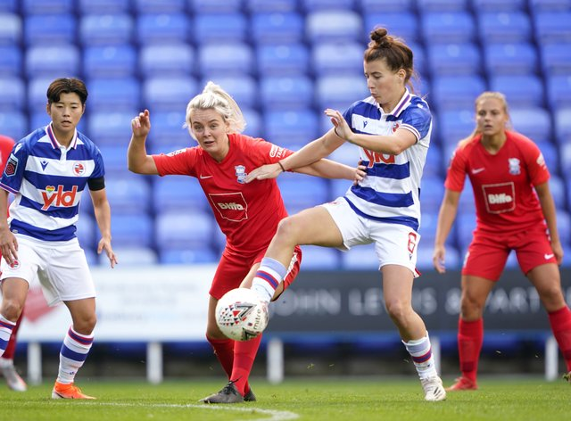 Cossington has said she understands players go to the US for financial reasons but believes WSL is best