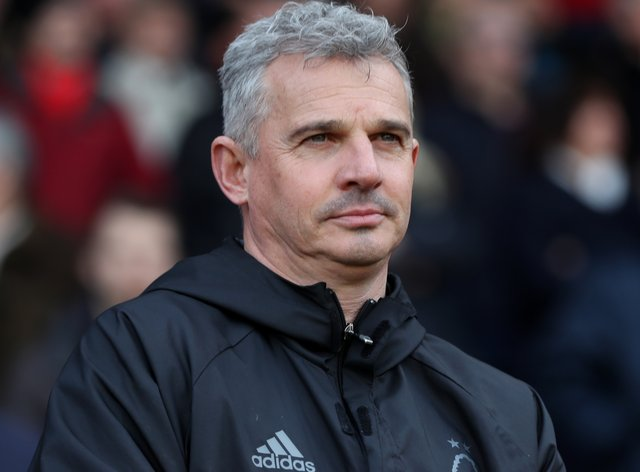 Nottingham Forest v Brighton & Hove Albion – Sky Bet Championship – City Ground