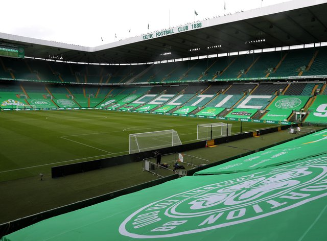 Celtic are keen to welcome fans back through the Parkhead turnstiles