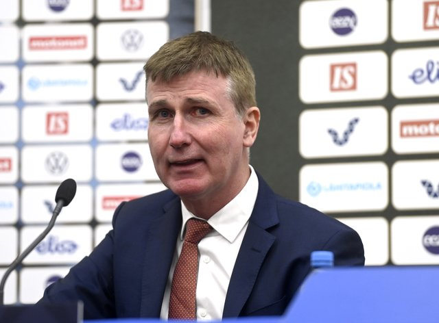 Republic of Ireland manager Stephen Kenny was disappointed to lose narrowly in Finland