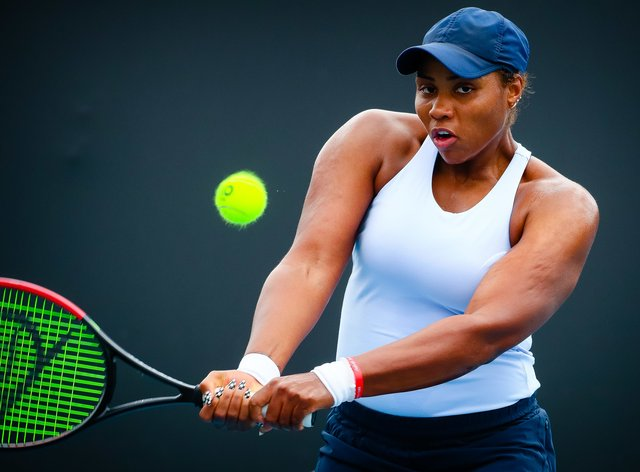 Taylor Townsend has announced she is pregnant