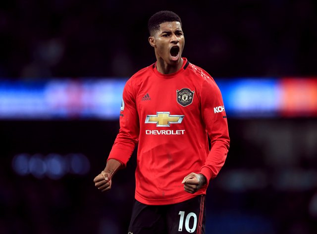 Rashford has been praised for his efforts around child poverty