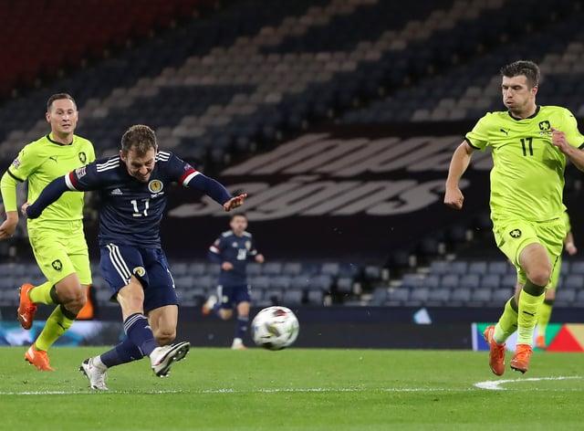 Scotland are now unbeaten in eight games