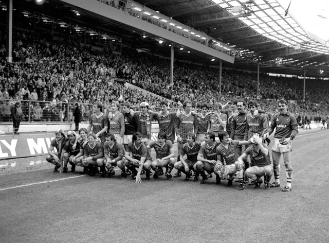 Former Everton striker Graeme Sharpe believes the club are close to being competitive with Liverpool again for the first time since the 1980s