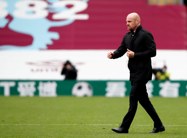 Burnley manager Sean Dyche says power needs to be shared