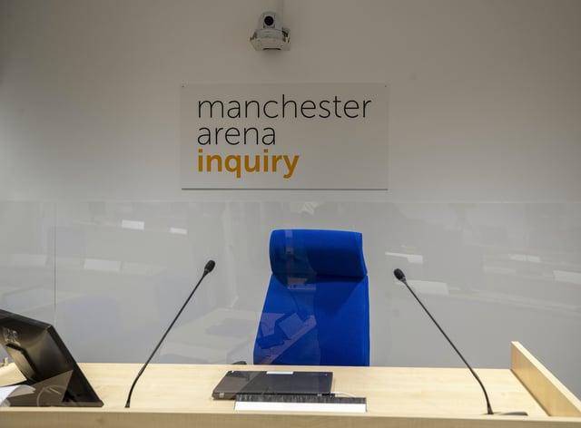 Manchester Arena Inquiry