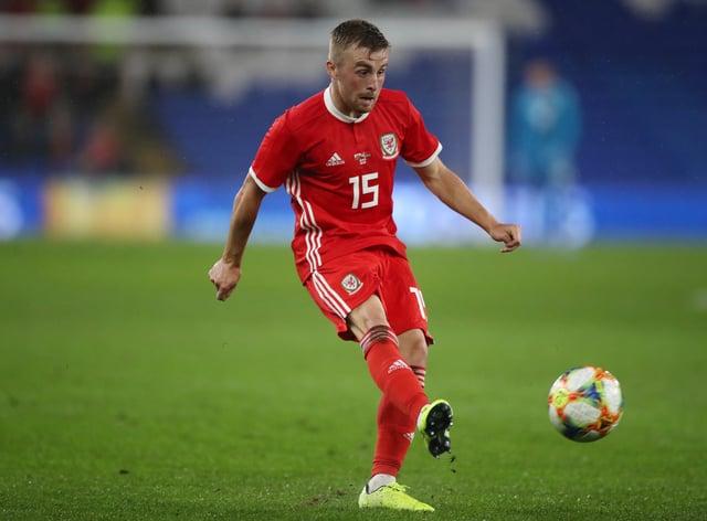 Joe Morrell joins fellow Wales internationals Tom Lockyer and Rhys Norrington-Davies at Kenilworth Road