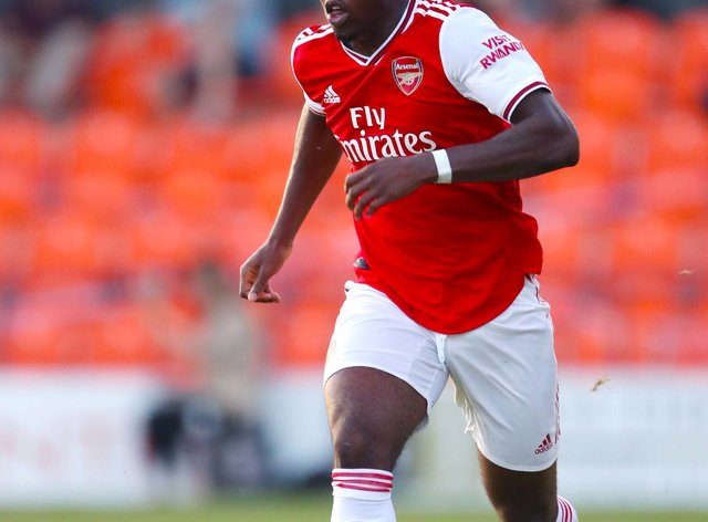 Tolaji Bola was an unused substitute for Rochdale last week