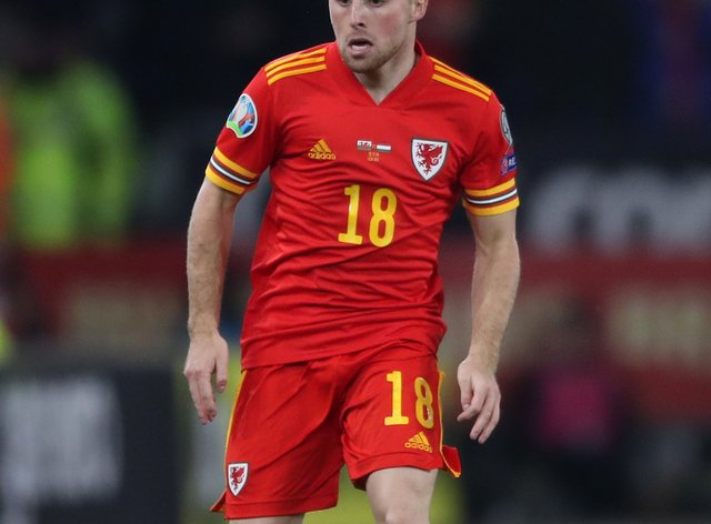 Wales midfielder Joe Morrell has joined Luton from Bristol City