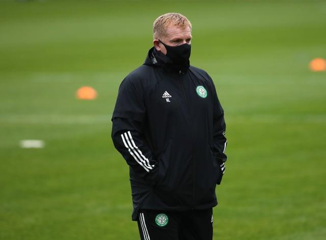 Celtic boss Neil Lennon has a selection issue