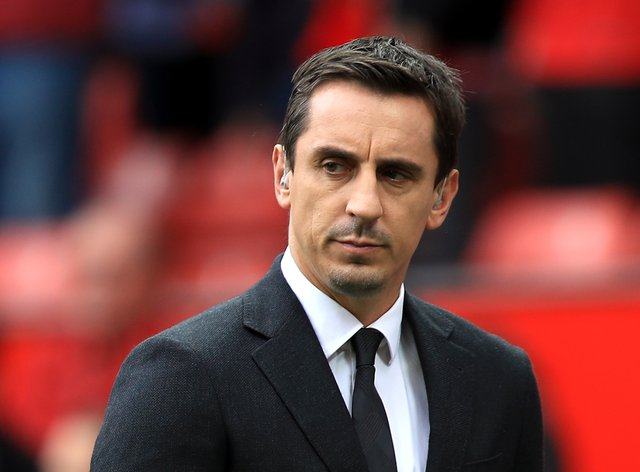 "Gary Neville says it is ""embarrassing"" that it has taken so long for the Premier League to offer a rescue package to the EFL"