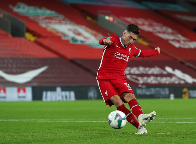 Liverpool's Harry Wilson could be heading to Cardiff