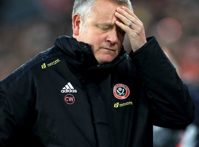 A Sheffield United player has returned from international duty with a potential Covid-19 issue.