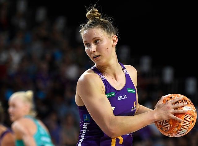Mahalia Cassidy is leaving Queensland Firebirds