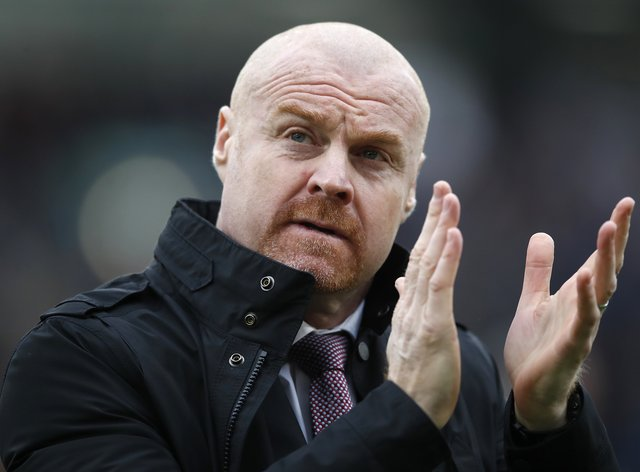 Sean Dyche's Burnley have lost each of their opening three Premier League games this season