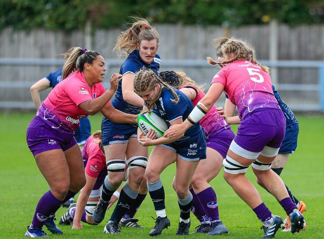 Sharks started their Premier 15s campaign last week