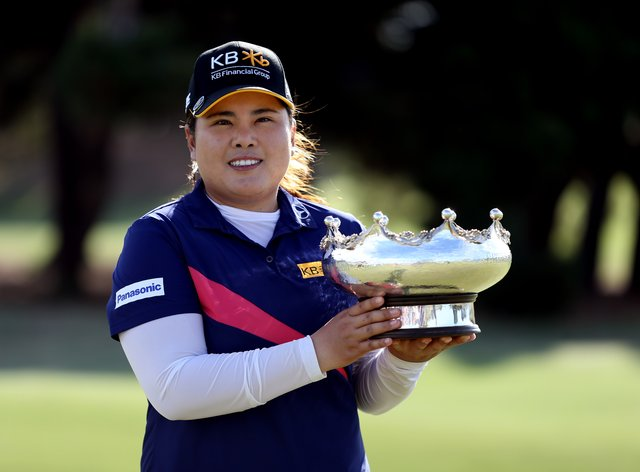Inbee Park won the event earlier this year