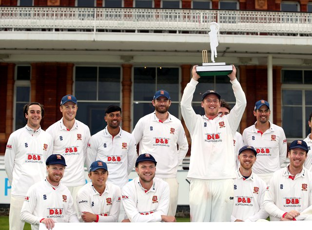 Essex will defend two titles next summer.