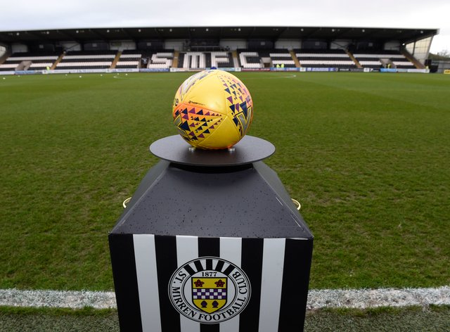 St Mirren have four consecutive home games