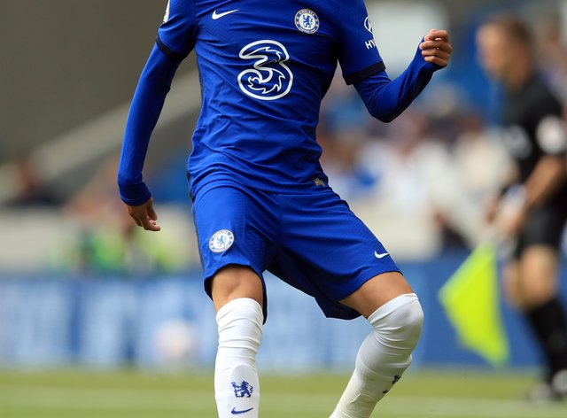 Hakim Ziyech, pictured, is in line for his Premier League debut for Chelsea in Saturday's Stamford Bridge clash with Southampton